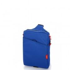 Phil & Teds Чанта за рамо - количка mini diddie синя -1