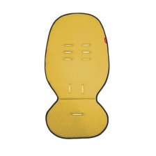 Phil & Teds Подложка за количка Smart/ втора седалка Cushy Ride Жълта -1