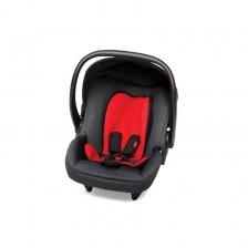 Phil&Teds Столче за кола Alpha Черно-червено -1