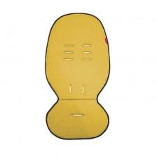 Phil & Teds Подложка за седалка Cushy Ride Жълта -1