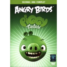 Piggy Tales - Сезон 1 (DVD)