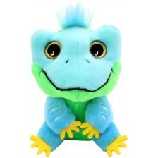 Плюшена играчка Funville CuteKins Pet Palls - Гущер, със звук -1