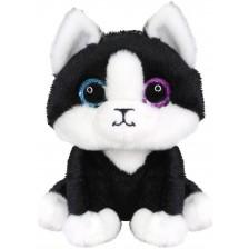Плюшена играчка Funville CuteKins Pet Palls - Котe, със звук -1