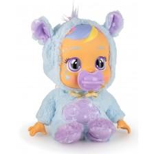 Плачеща кукла със сълзи IMC Кукла Cry Babies - Лека нощ Джена -1