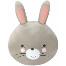 Плюшена възглавница-играчка Кikka Boo - Bella the Bunny -1