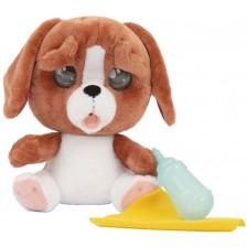 Плюшена плачеща играчка Giochi Preziosi Emotion Pets - Куче, 22 cm -1