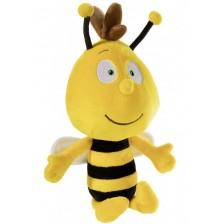 Плюшена играчка Heunec - Пчеличката Уили, в кутия, 30 cm -1