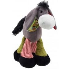 Плюшена играчка The Puppet Company Wilberry Snuggles - Магаренце, 24 cm