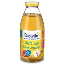 Плодов сок Bebivita - Меки ябълки, 200 ml -1