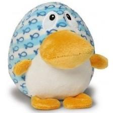 Плюшена играчка за баня Nici - Пате, 12 cm -1