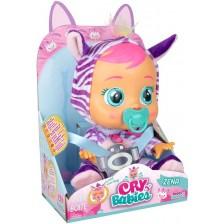 Плачеща кукла със сълзи IMC Toys Cry Babies - Зина -1