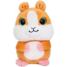Плюшена играчка Funville CuteKins Pet Palls - Хамстер, със звук -1