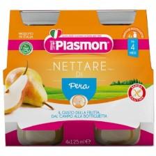Сок Plasmon - Круша, 4 х 125 ml -1