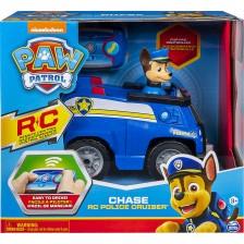 Полицейската кола на Чейс с радиоуправление Spin Master Paw Patrol -1