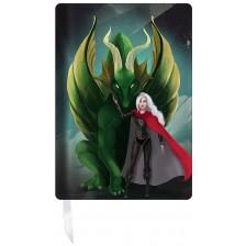 Подвързия за книга Dragon treasure - Tame the Beast -1
