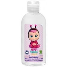 Почистващ гел Air Val - Cry Babies, 100 ml  -1