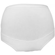 Поддържащи бикини Mycey - размер XL, бели -1