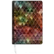 Подвързия за книга Dragon treasure - Tourmaline Multicolor -1