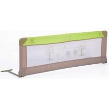 Преграда за легло Cangaroo - Зелена  -1