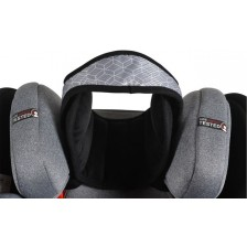 Протектор за глава за столче за кола Cangaroo - Shelter, черен -1