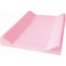 Протектор за повивалник Baby Matex -  0158, розов -1