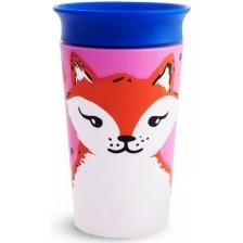 Преходна чаша Munchkin - Fox, 266 ml -1