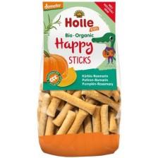 Пшеничени гризини Holle - Тиква и розмарин, 100 g -1