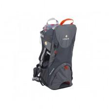 Раница за носене на дете LittleLife Cross Country - S4, сива -1
