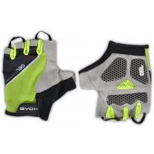 Ръкавици Byox - AU201, размер S, жълти -1
