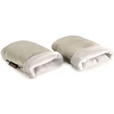 JANE Ръкавици за количка Cream -1