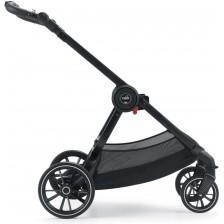 Рама за количка Cam - Techno, V90, черен мат -1