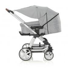 Премиум сенник за бебешка количка Reer -1