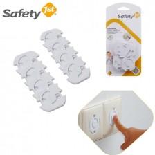 Предпазители за контакт Safety 1st, 8 броя -1