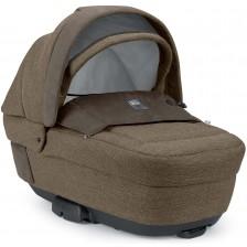 Сет за детска количка Cam - Soul Techno, без шаси, кафяв -1