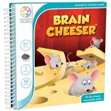 Детска игра Smart Games - Brain Cheeser, издание за път -1