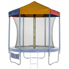 Сенник за батут с вътрешна мрежа Buba, 244 cm  -1