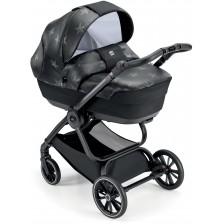 Сет за детска количка Cam - Softy, без шаси, сив -1