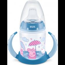 Шише Nuk - First Choice, Peppa Boy, ТC, 150 ml -1