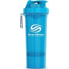 Шейкър SmartShake Slim, 500 ml, син -1