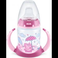 Шише Nuk - First Choice, Peppa Girl, ТC, 150 ml -1