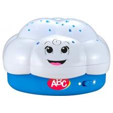 Бебешка музикална лампа Simba Toys ABC