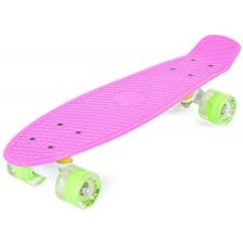 Скейтборд Byox - Spice 22, розов