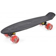 Скейтборд Byox - Spice 22, черен -1