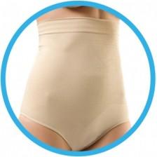 Следродилен колан Mycey - Skin Color, размер XL -1
