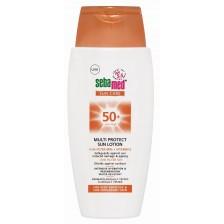 Слънцезащитен лосион SPF50+ Sebamed Baby, 200 ml  -1