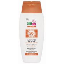 Слънцезащитен лосион SPF50+ Sebamed, без парфюм, 150 ml  -1