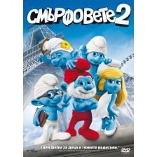 Смърфовете 2 (DVD)