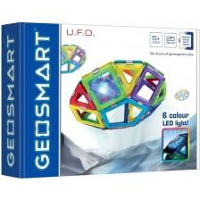 Магнитен конструктор Smart Games Geosmart - НЛО -1