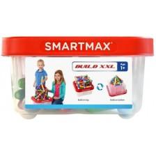 Магнитен конструктор Smart Games Smartmax - Build XXL -1