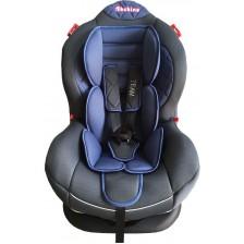 BEBINO Стол за кола 9-25 кг. ТЕАМ DARK BLUE/BLUE -1